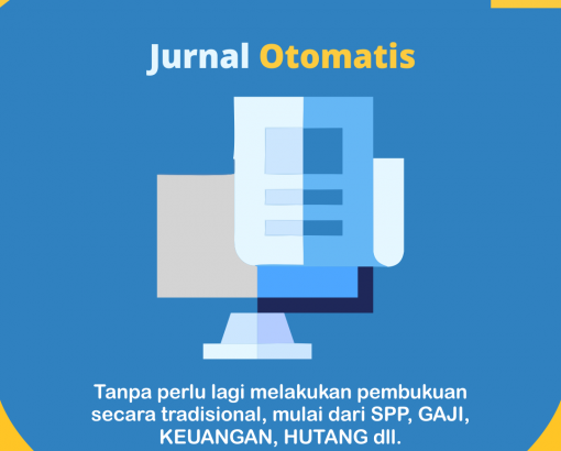#Keunggulan Adminsekolah.net!!! Jurnal Otomatis