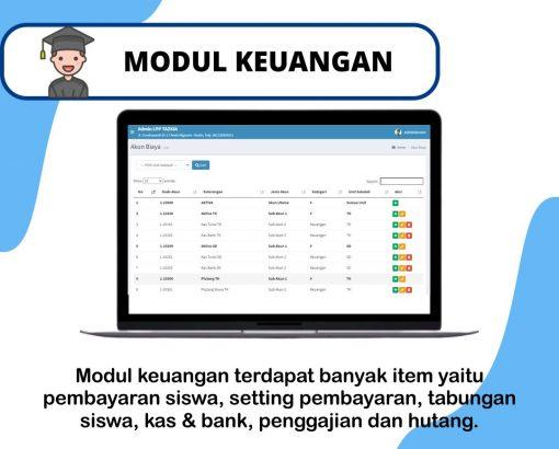 #Layanan Adminsekolah.net !!! MODUL KEUANGAN