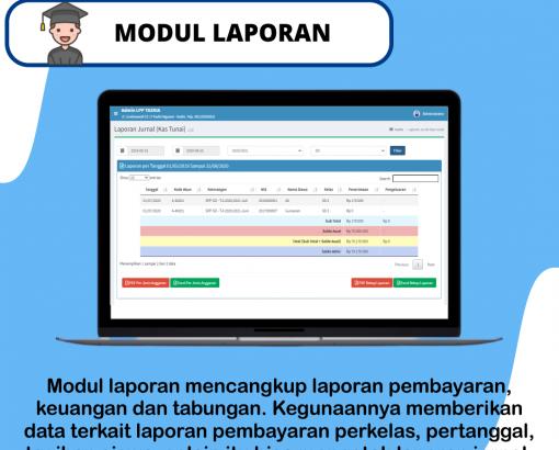 #Layanan Adminsekolah.net !!! MODUL LAPORAN