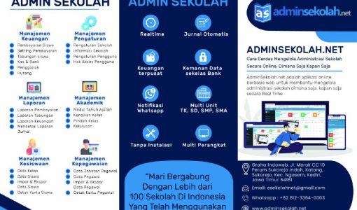 Aplikasi Sekolah Online Berbasis Web | WA 0812-3364-0003