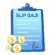 Slip Gaji Online