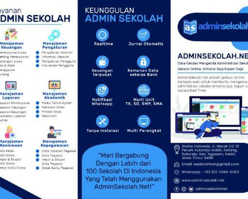 Aplikasi Admin Sekolah ! Terobosan Baru Untuk Membantu Mengelola Administrasi Keuangan Sekolahmu !