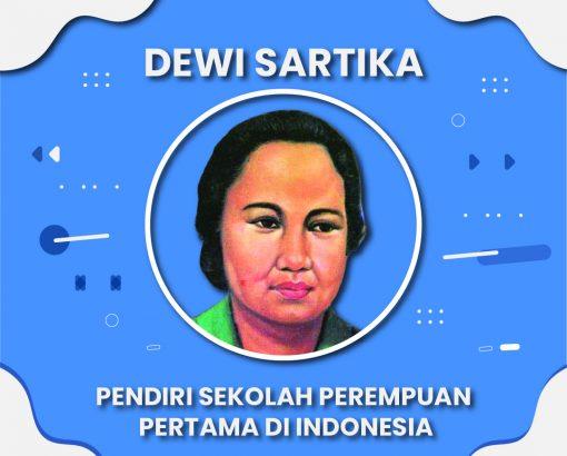 Inilah Pendiri Sekolah Perempuan Pertama di Indonesia