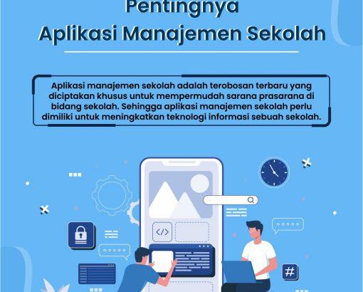 Pentingnya Aplikasi Manajemen Sekolah