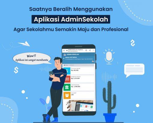 Saatnya Beralih Menggunakan Aplikasi Admin Sekolah