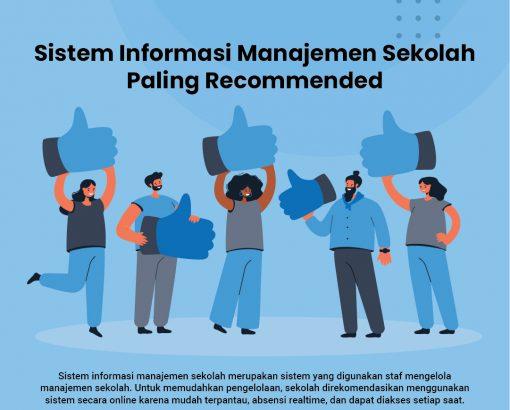 Sistem Informasi Manajemen Sekolah Online Paling Recommended !