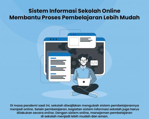 Sistem Informasi Sekolah Online Membantu Proses Pembelajaran Lebih Mudah